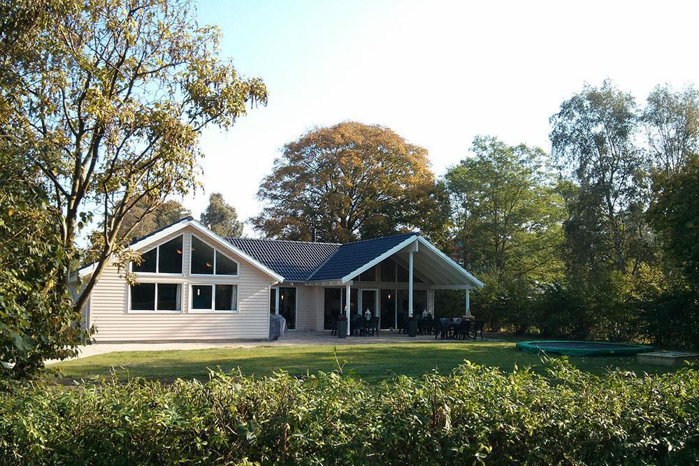 Sommerhus til 16 personer ved Dronningmølle