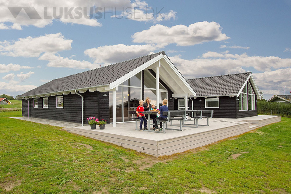 Sommerhus til 14 personer ved Faaborg
