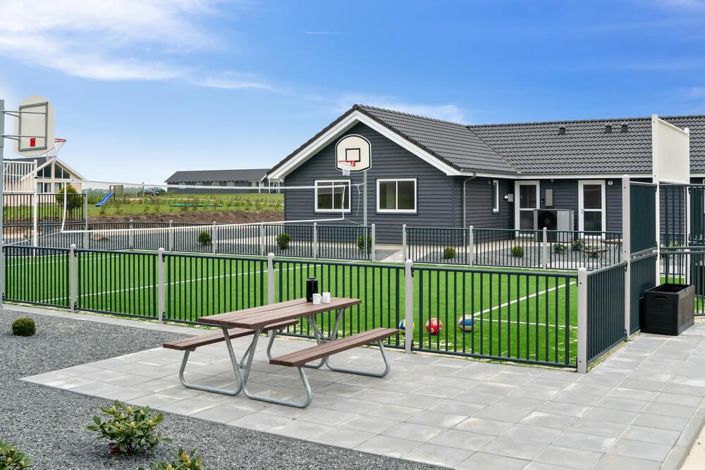 Sommerhus til 30 personer ved Hostrup Strand