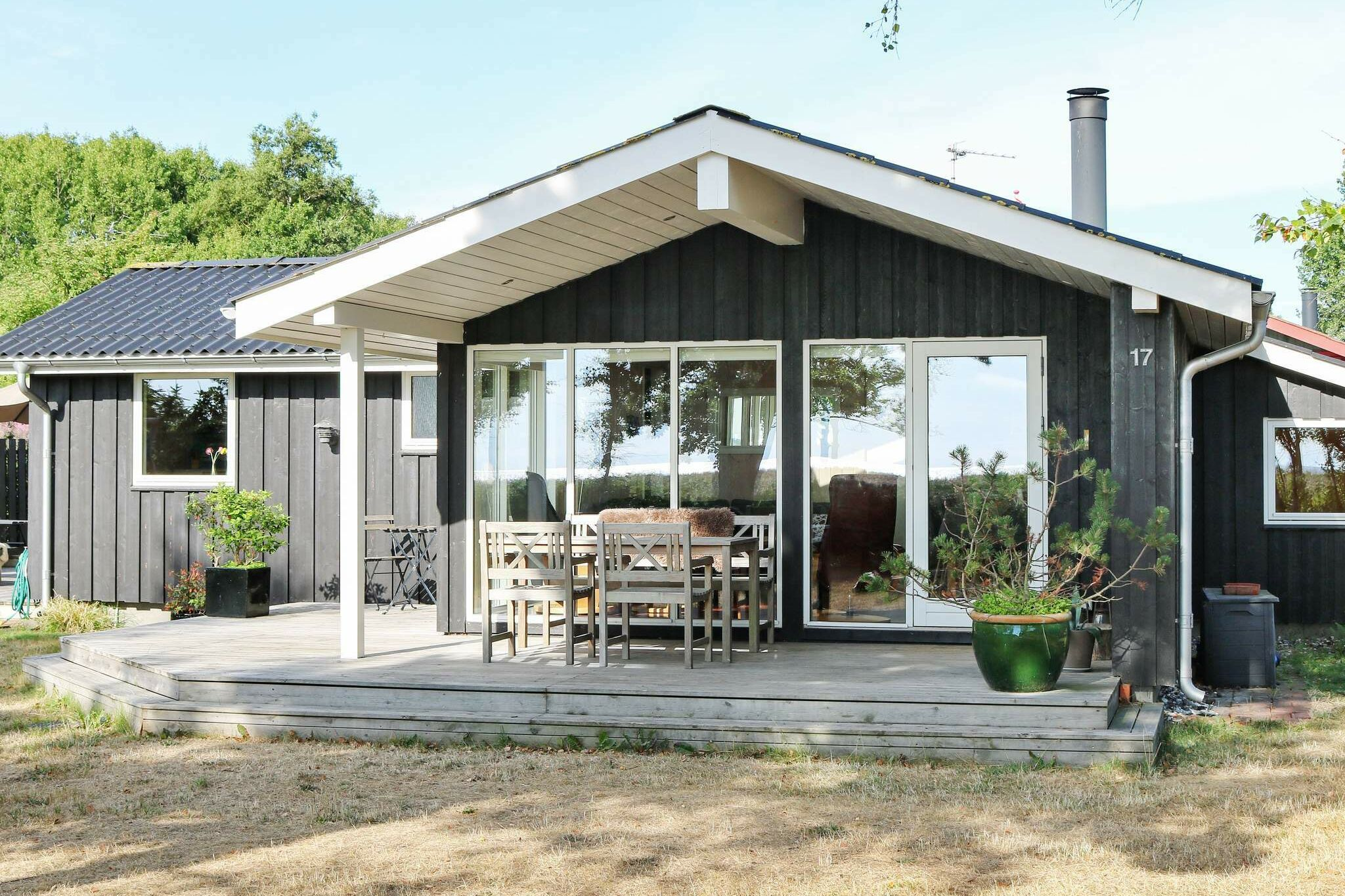 Sommerhus til 9 personer ved Hadsund