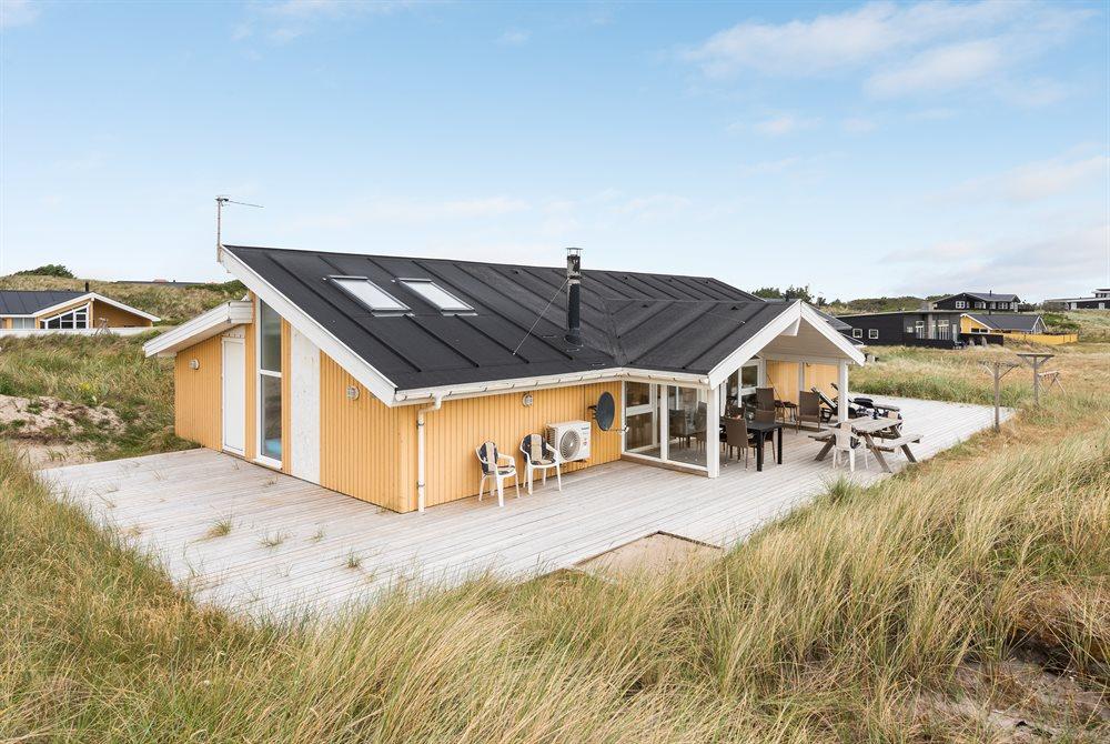 Sommerhus til 8 personer ved Årgab