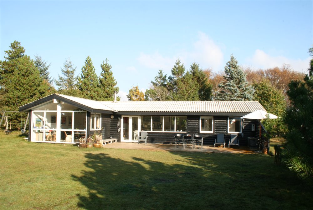 Sommerhus til 6 personer ved Fanø, Nyby