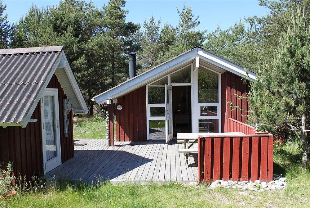 Sommerhus til 5 personer ved Læsø, Østerby