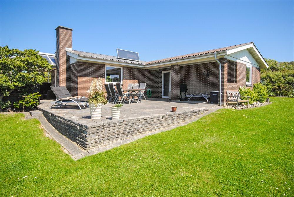 Sommerhus til 6 personer ved Kærgården, Vestervig