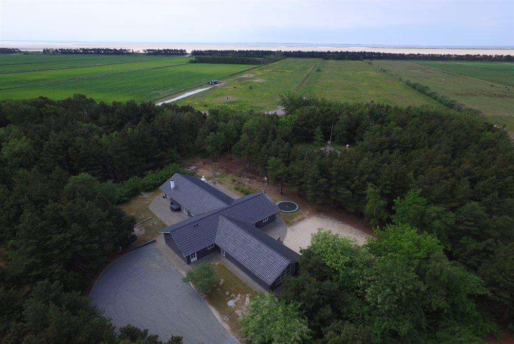 Sommerhus til 10 personer ved Rømø, Sydøen