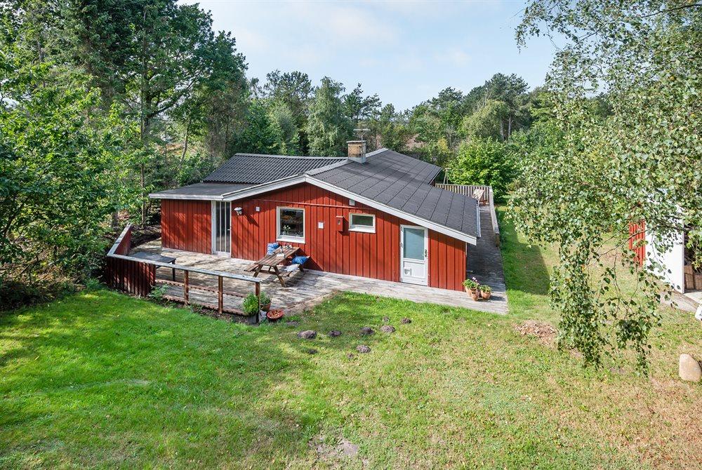 Sommerhus til 7 personer ved Bønnerup Strand