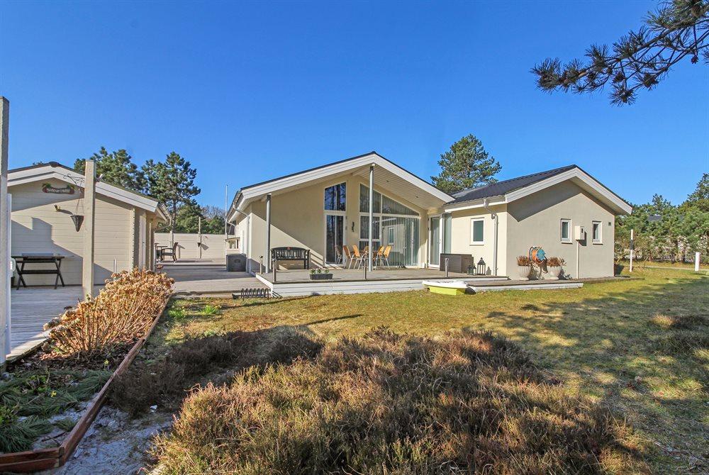 Sommerhus til 7 personer ved Rømø, Havneby