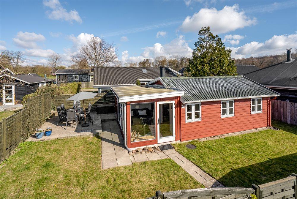 Sommerhus til 4 personer ved Thurø