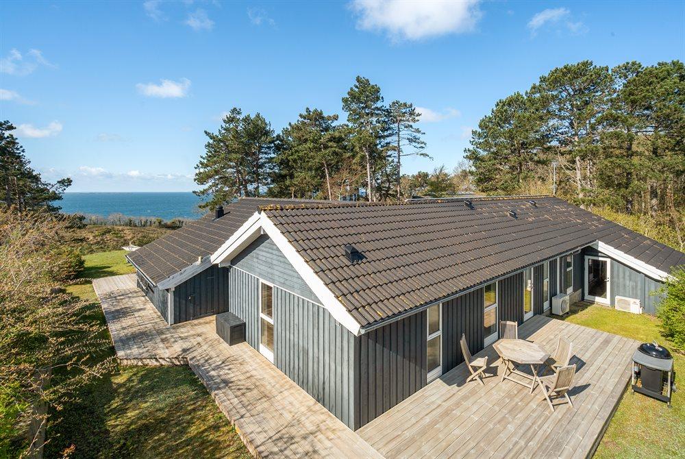 Sommerhus til 8 personer ved Røsnæs