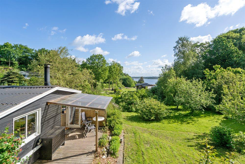 Sommerhus til 5 personer ved Hjarbæk