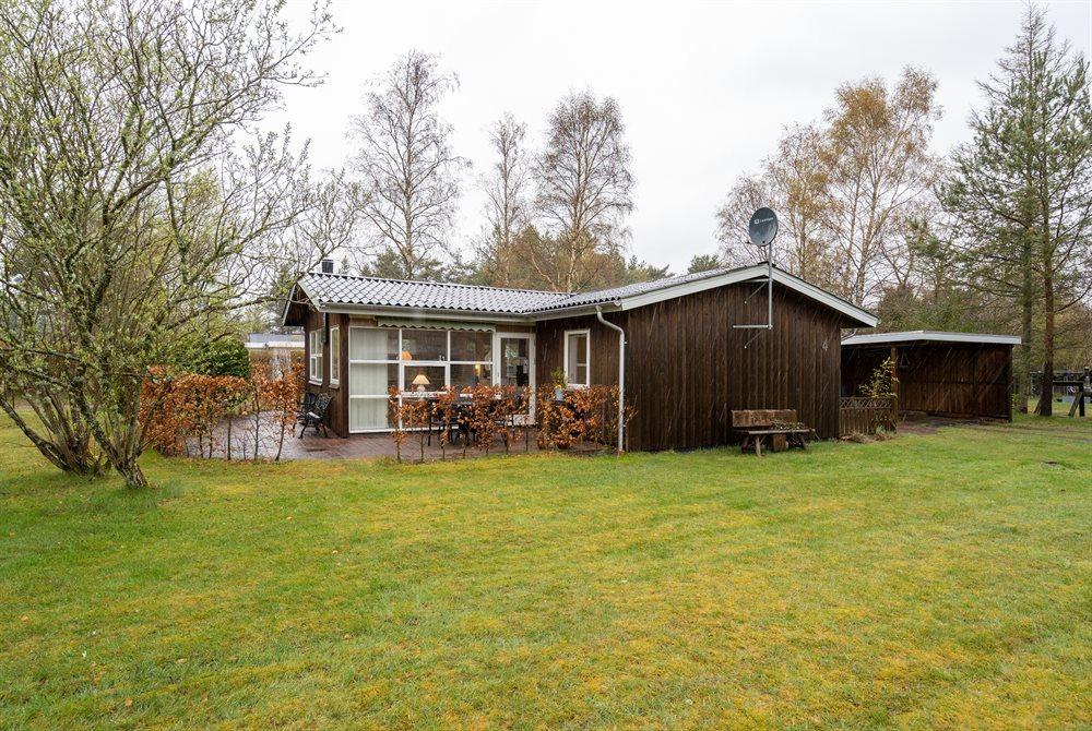 Sommerhus til 5 personer ved Bisnap, Hals
