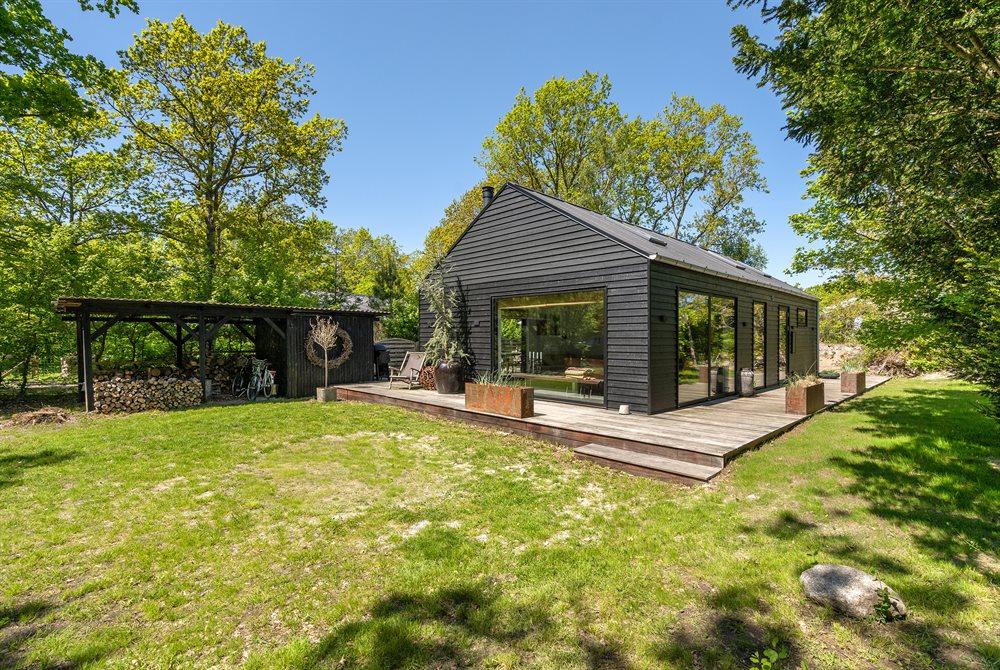 Sommerhus til 6 personer ved Fjellerup Strand