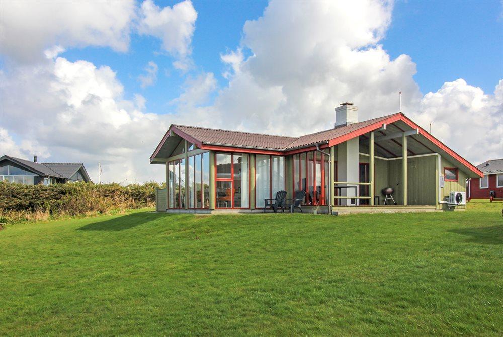 Sommerhus til 6 personer ved Handbjerg