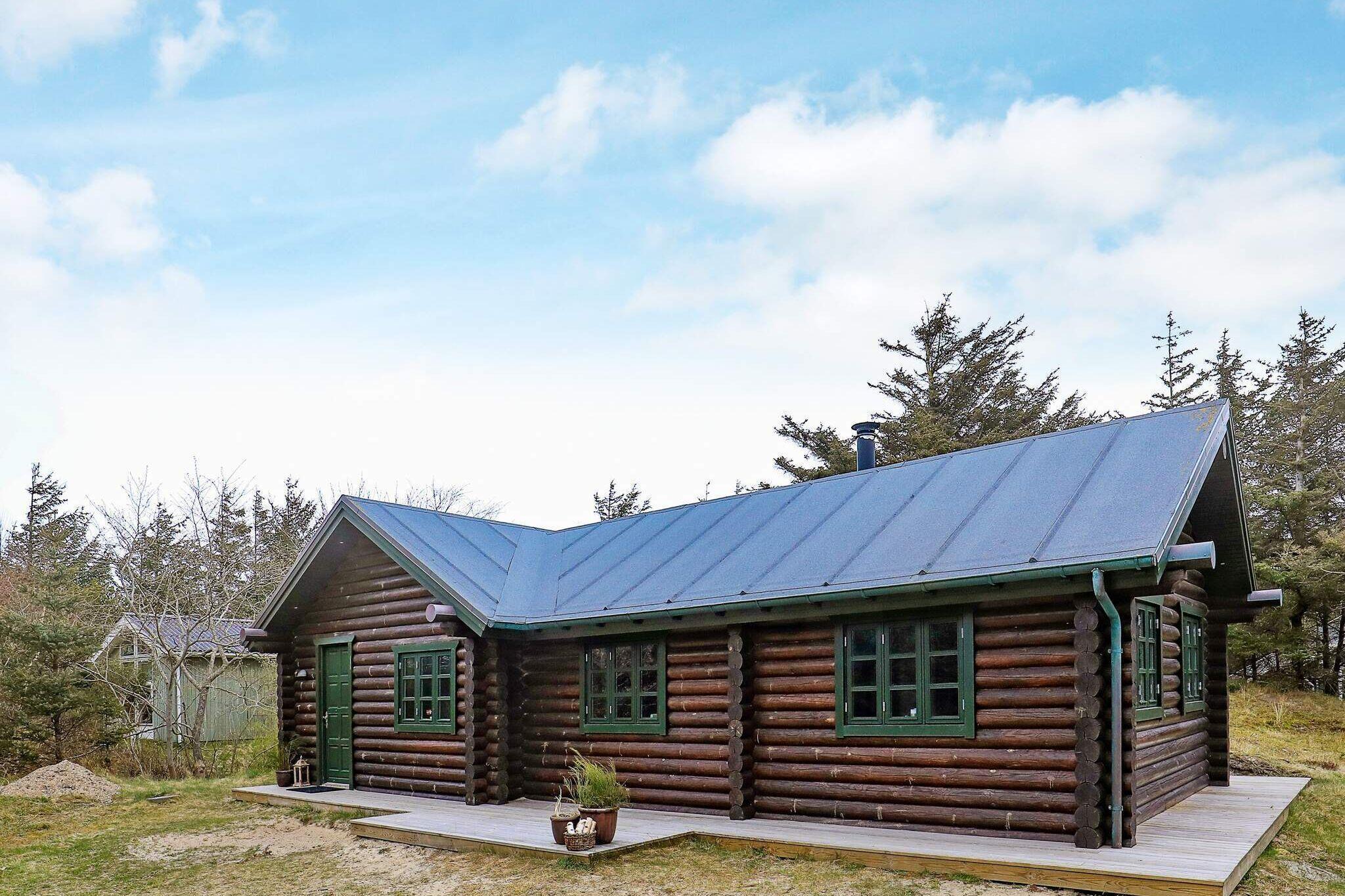 Sommerhus til 5 personer ved Blokhus