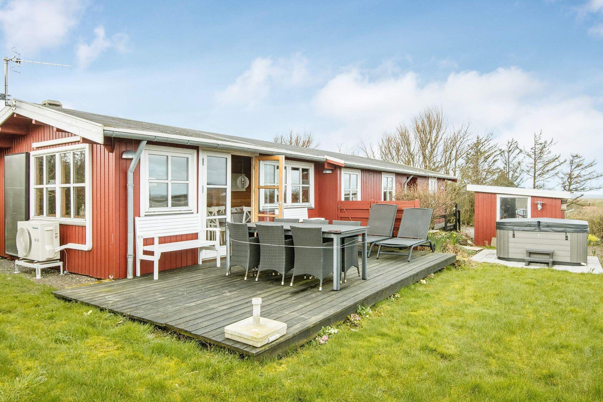 Sommerhus til 6 personer ved Lemvig