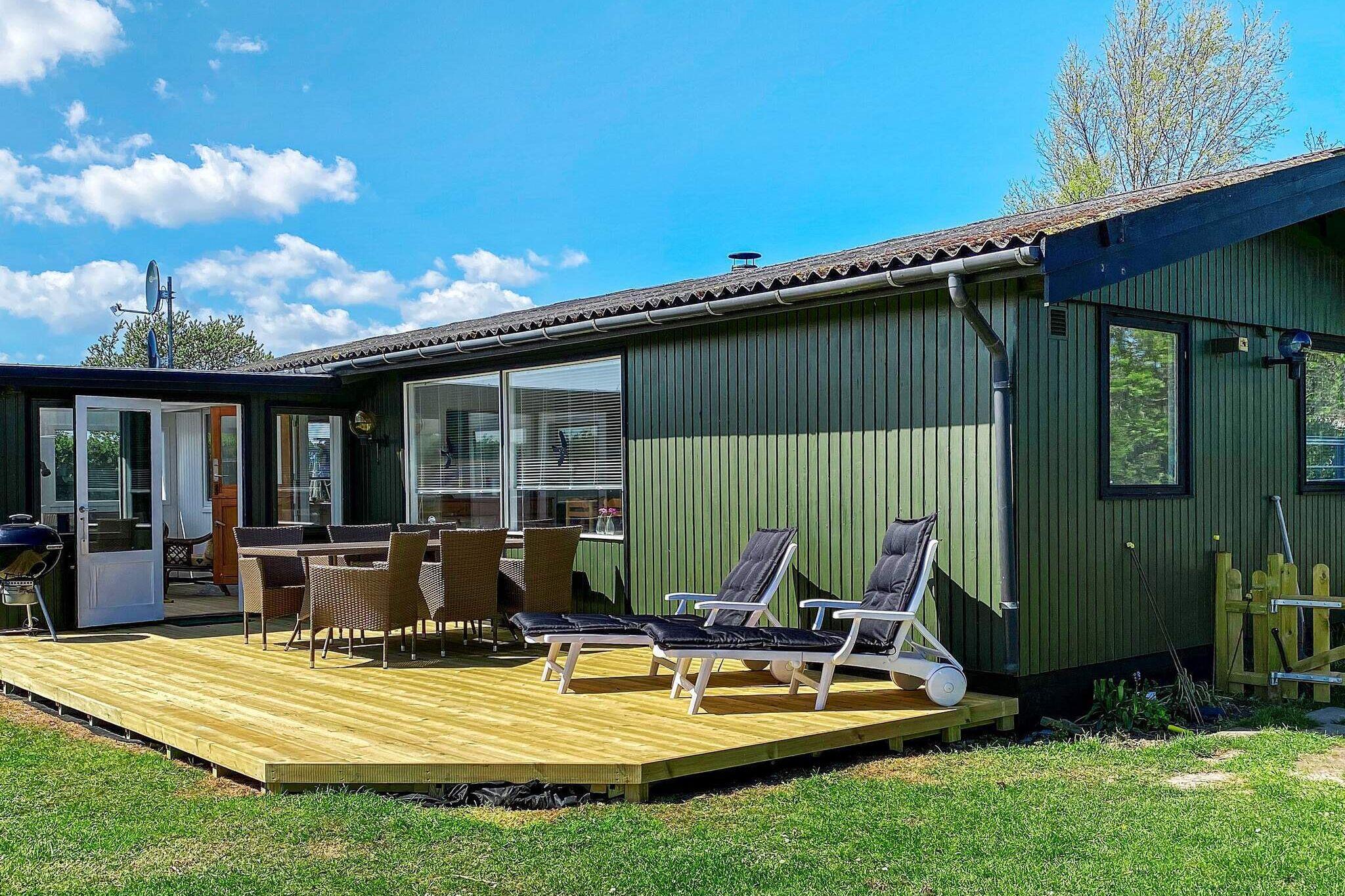 Sommerhus til 6 personer ved Gedser