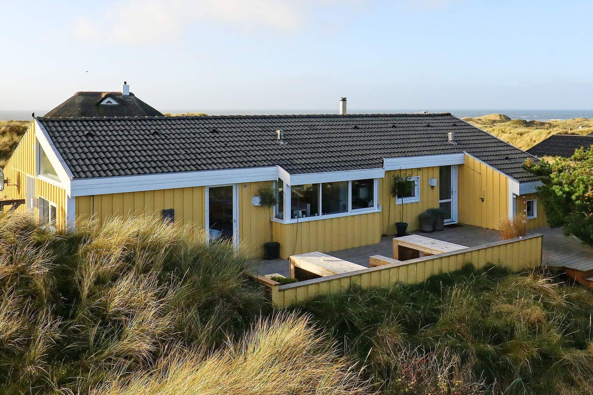 Sommerhus til 9 personer ved Saltum