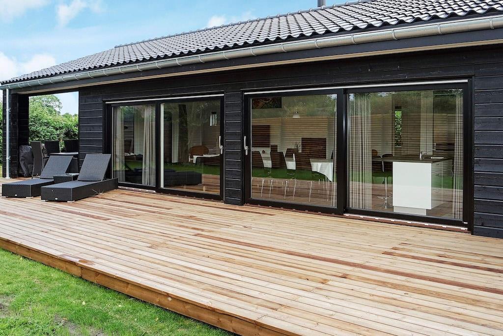 Sommerhus til 8 personer ved Hadsund