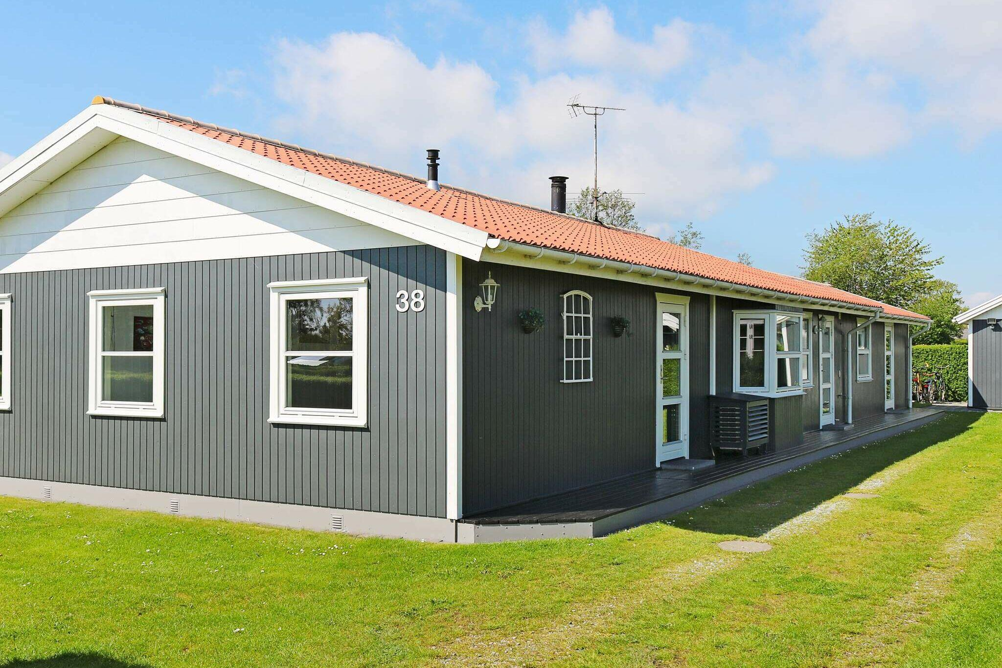 Sommerhus til 12 personer ved Hadsund