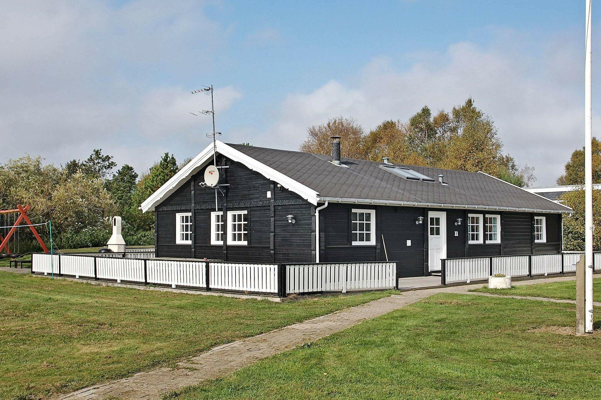 Sommerhus til 15 personer ved Hals