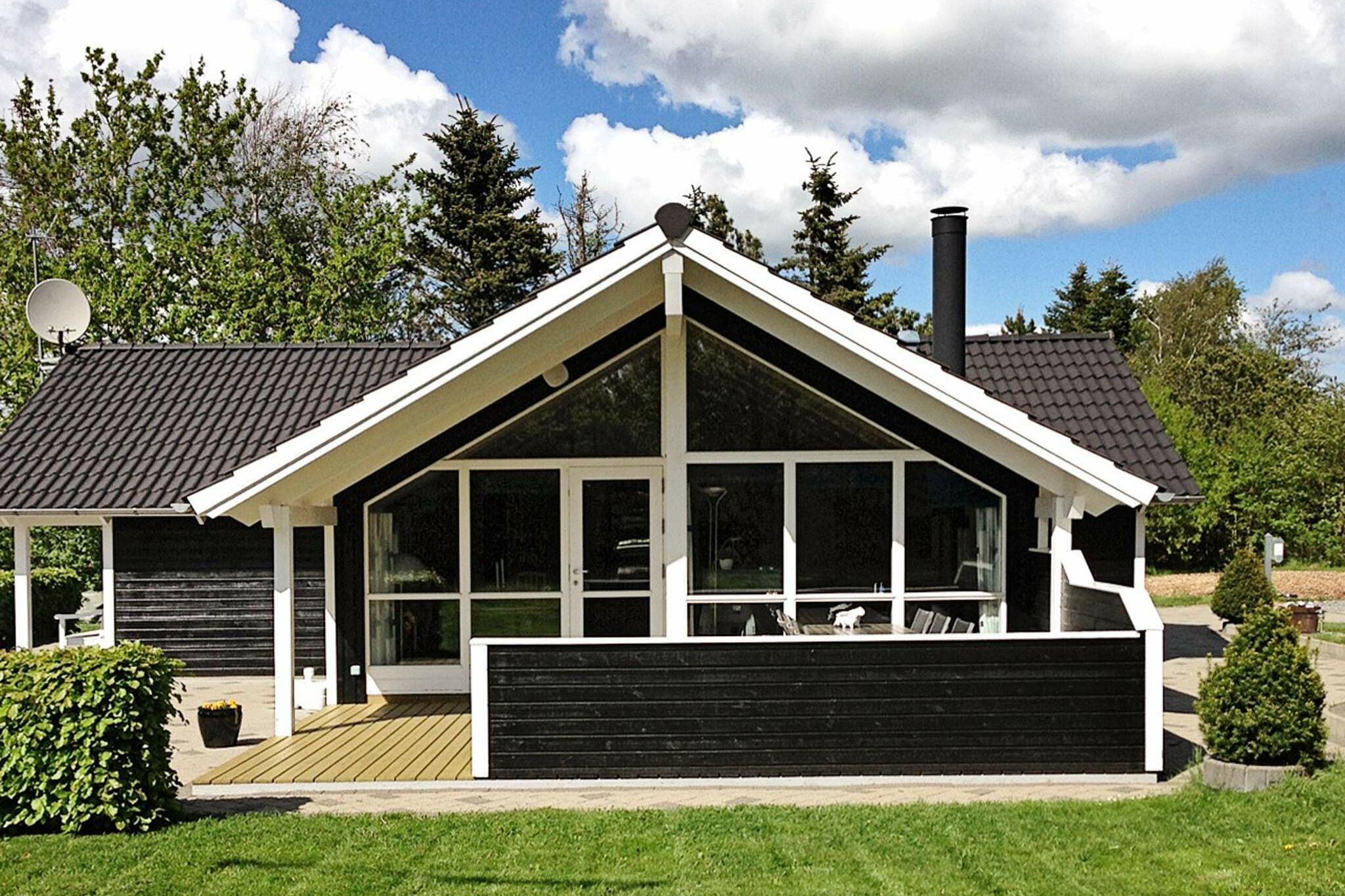 Sommerhus til 7 personer ved Løgstør