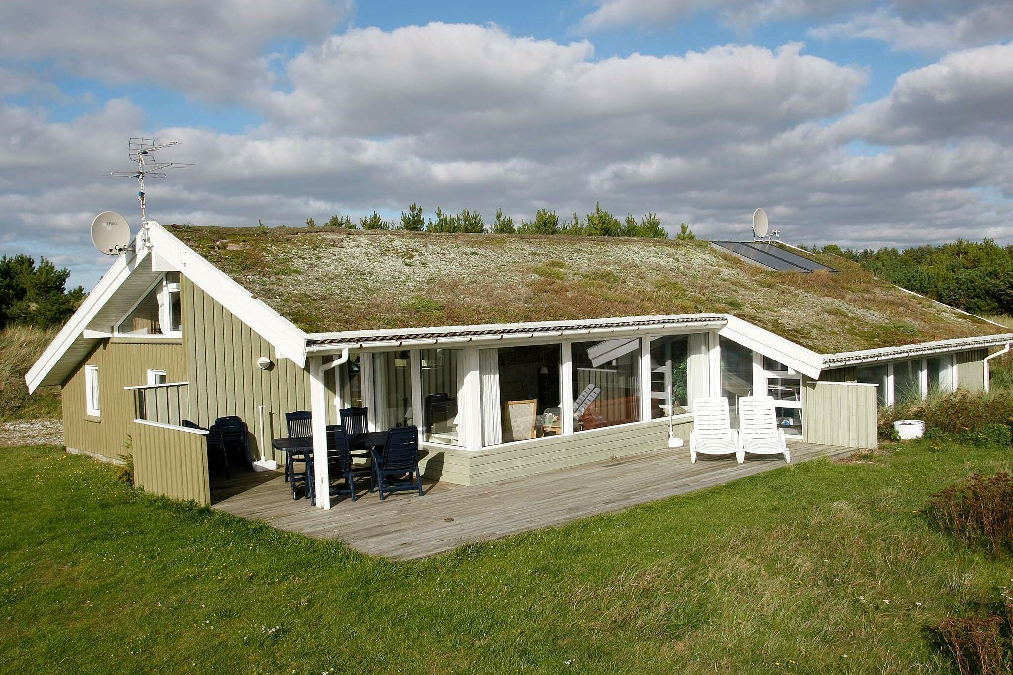 Sommerhus til 12 personer ved Blokhus