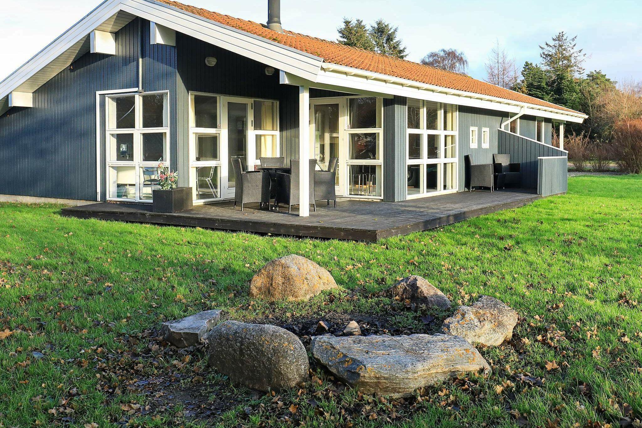 Sommerhus til 8 personer ved Humble