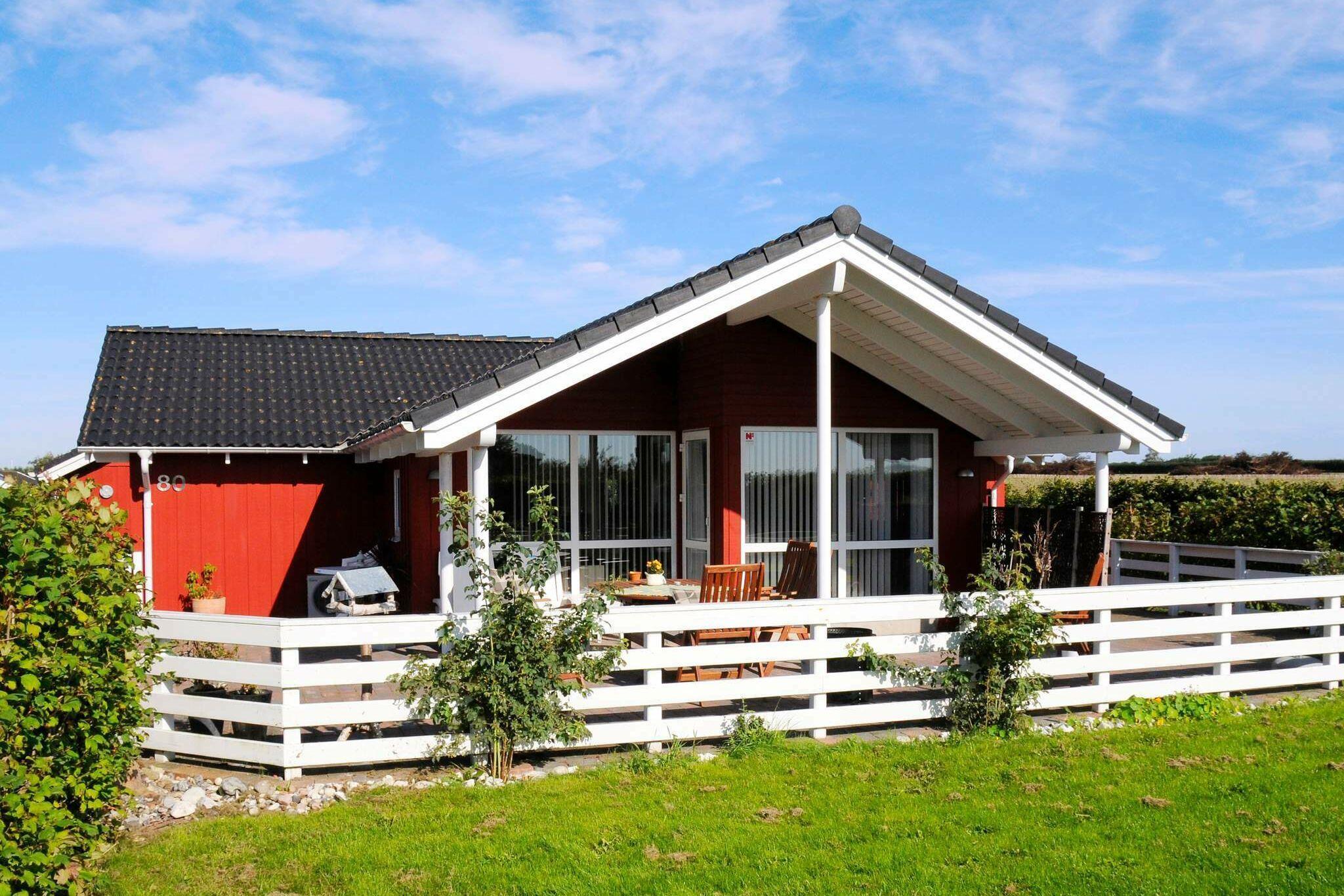 Sommerhus til 6 personer ved Haderslev