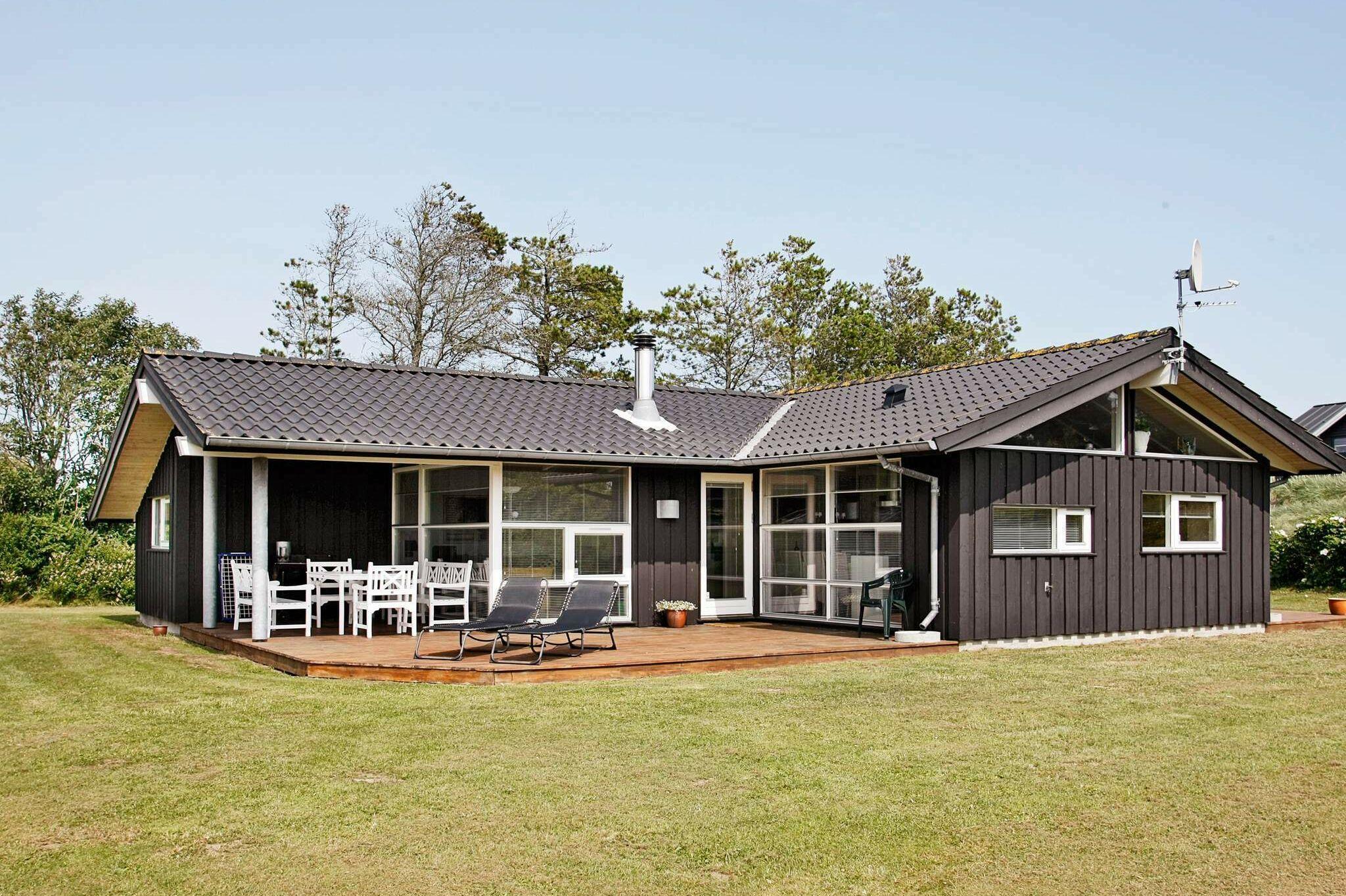 Sommerhus til 9 personer ved Blokhus