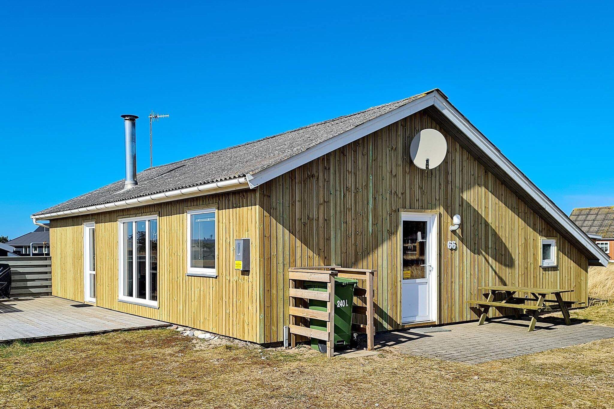 Sommerhus til 8 personer ved Thisted