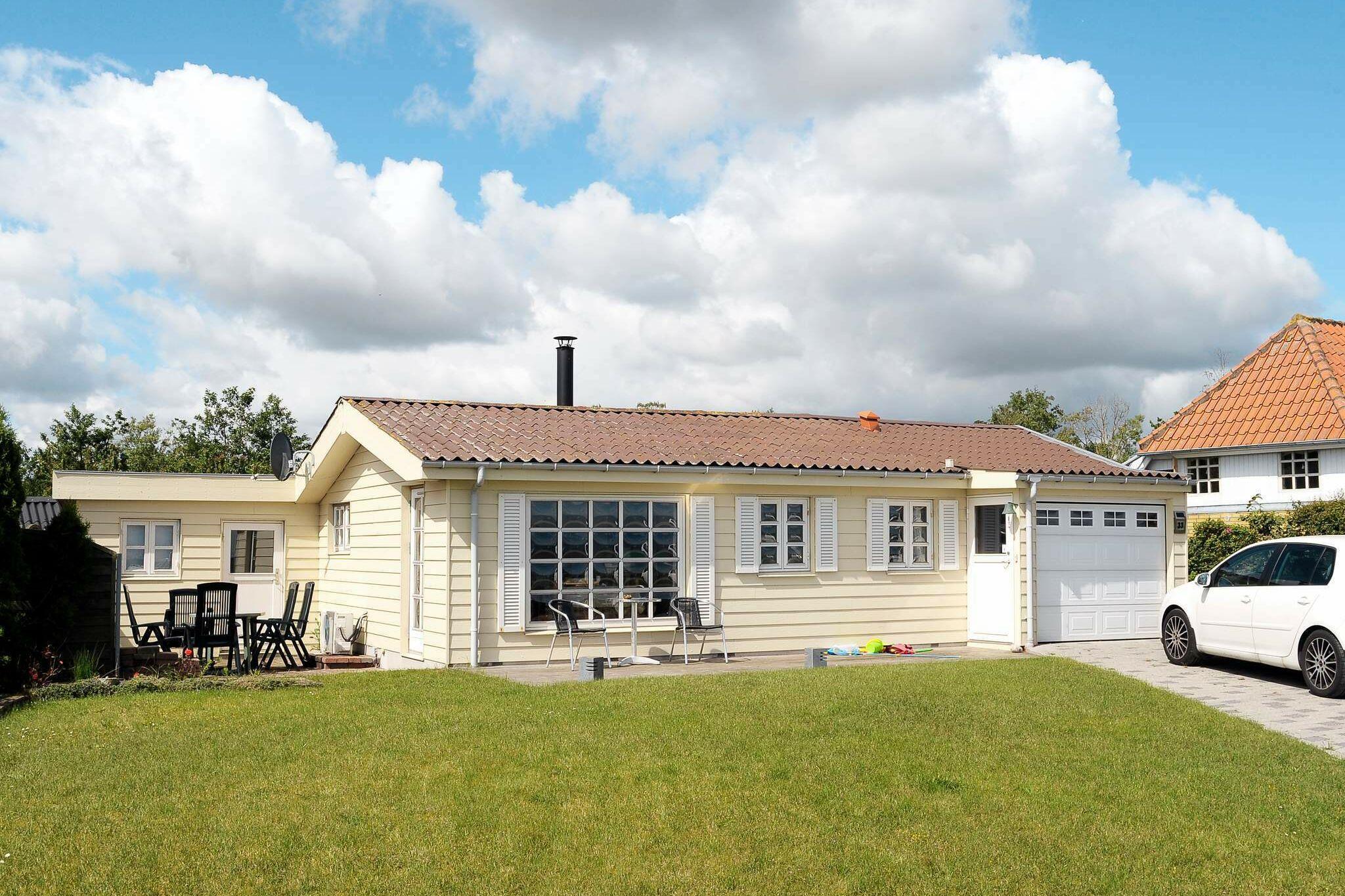Sommerhus til 6 personer ved Frørup
