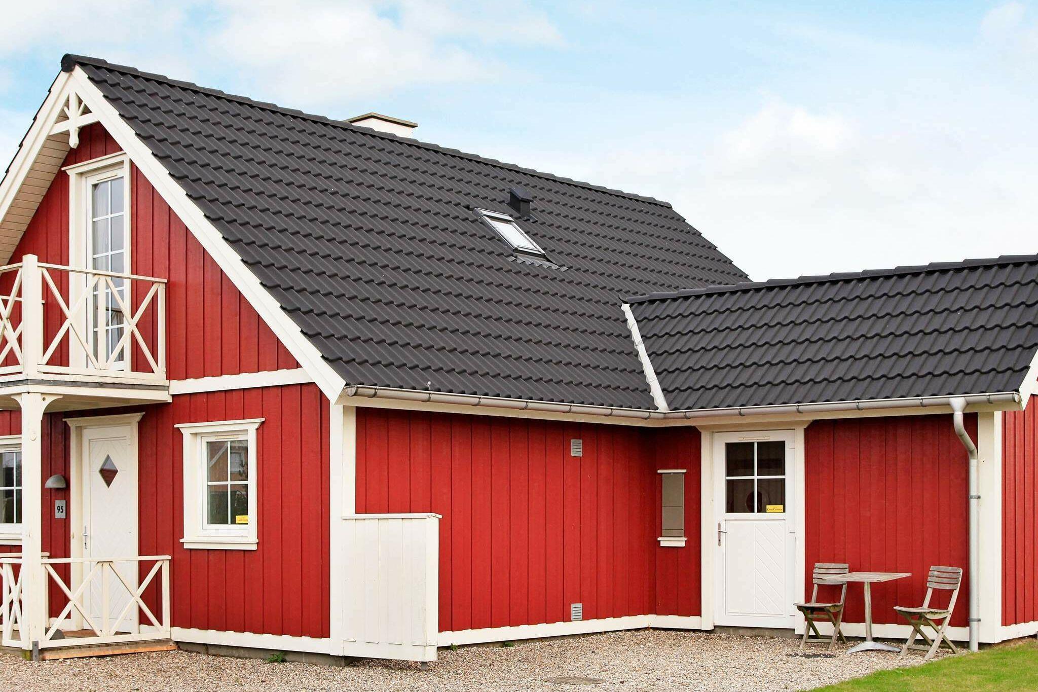 Sommerhus til 8 personer ved Brenderup Fyn