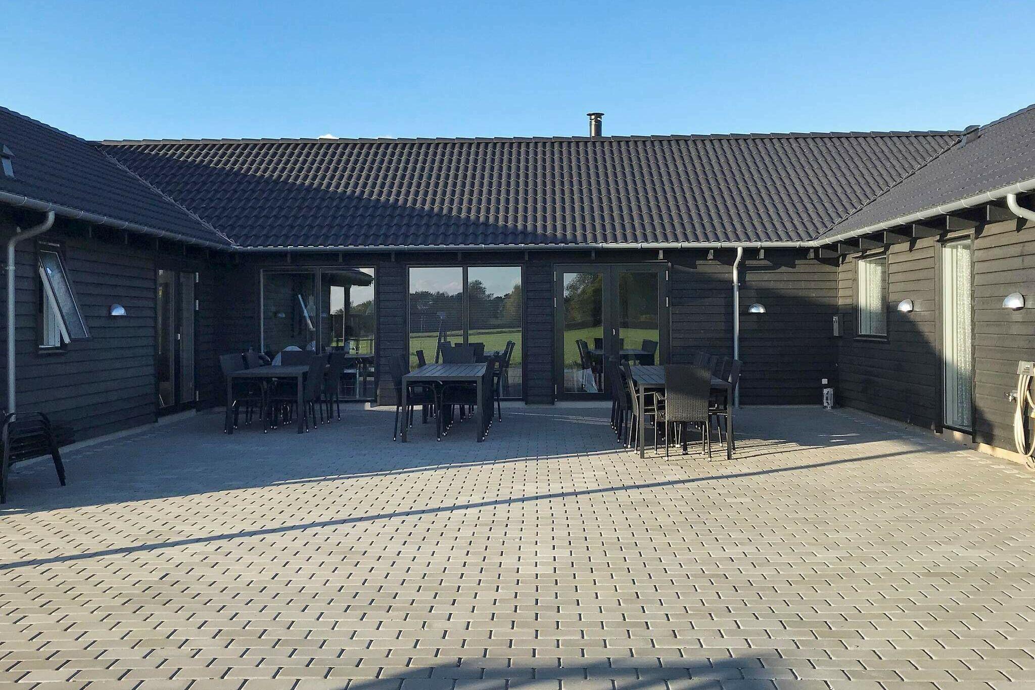 Sommerhus til 24 personer ved Stege
