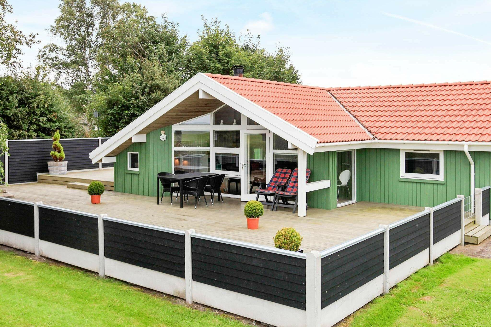 Sommerhus til 8 personer ved Otterup