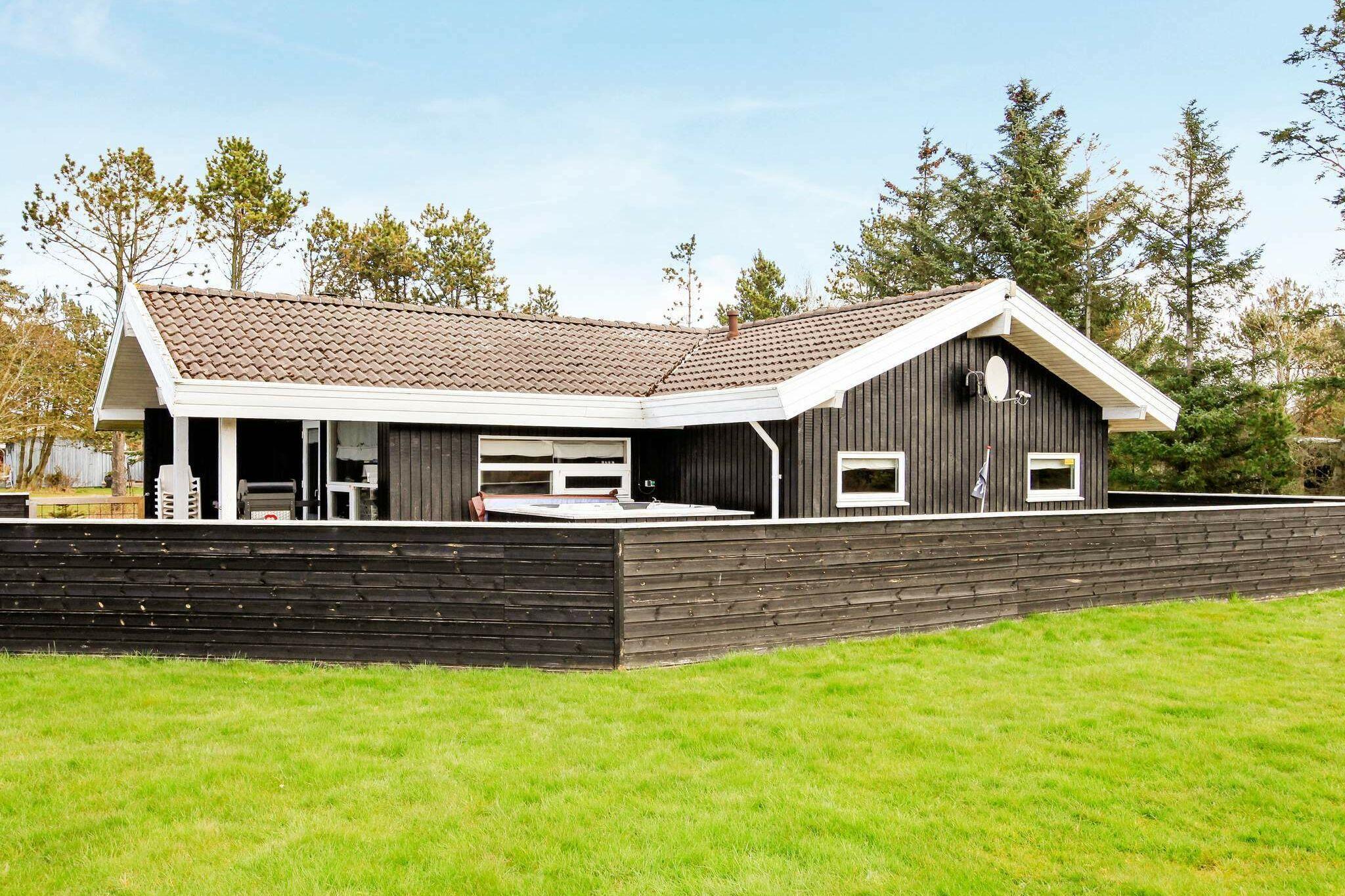 Sommerhus til 7 personer ved Saltum