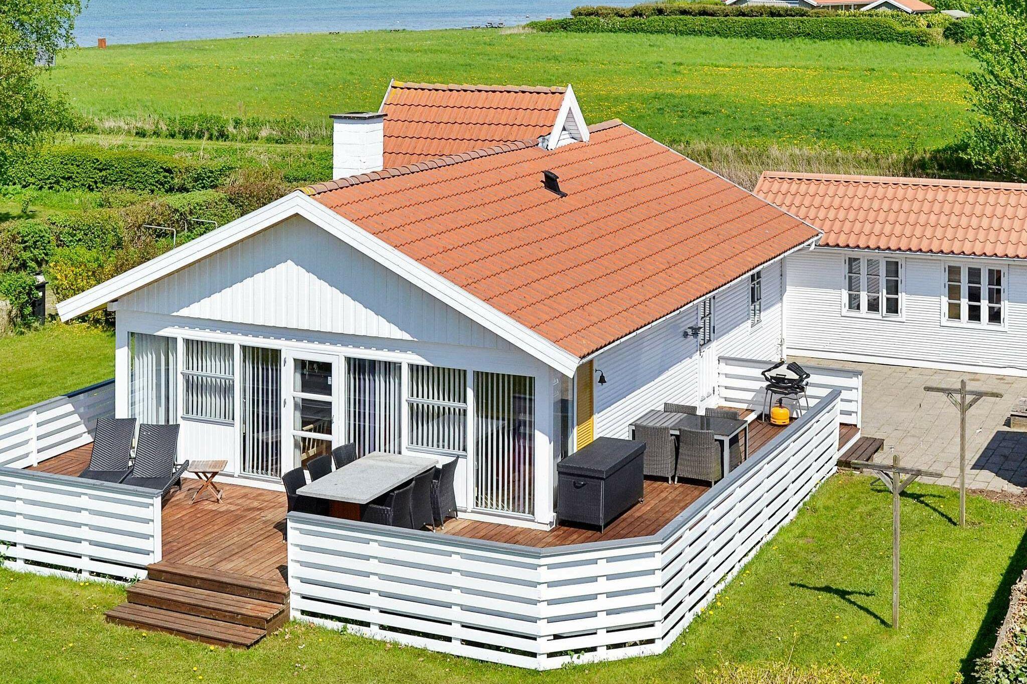 Sommerhus til 6 personer ved Bogense