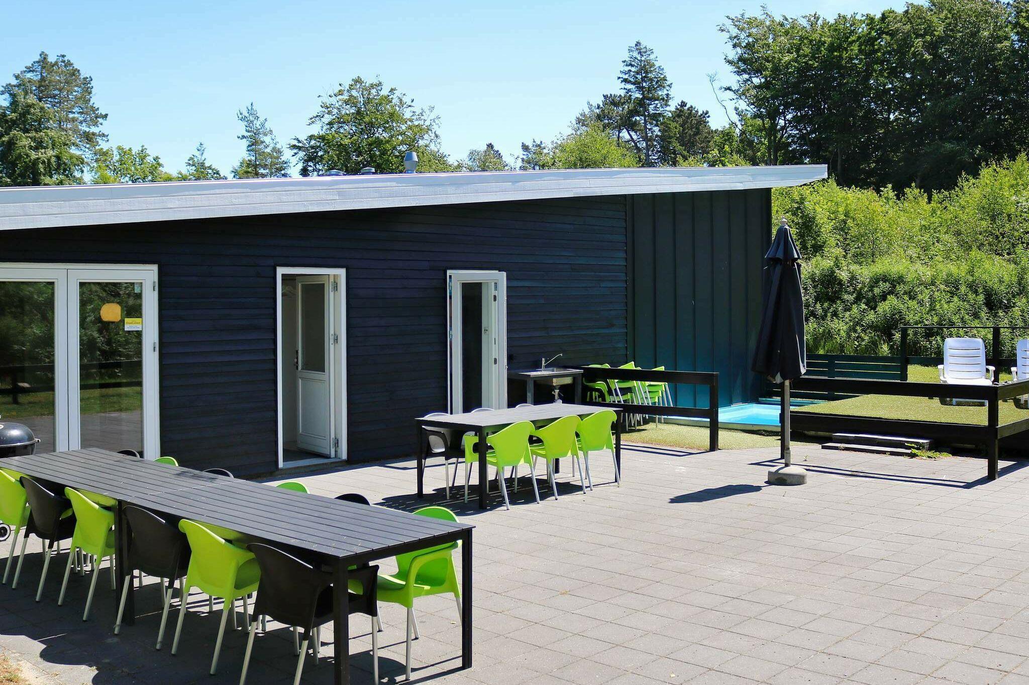 Sommerhus til 22 personer ved Hadsund