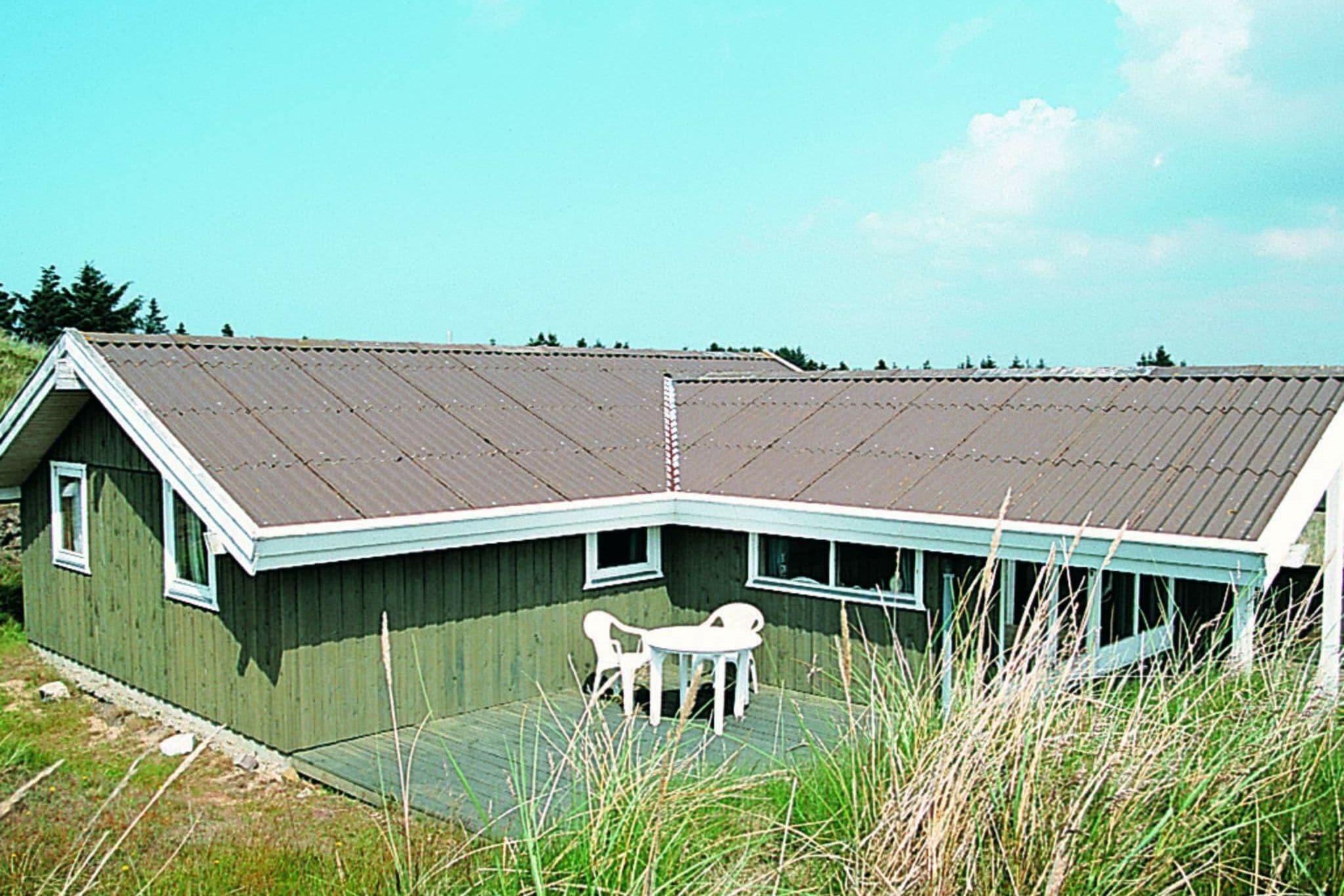 Sommerhus til 4 personer ved Blokhus