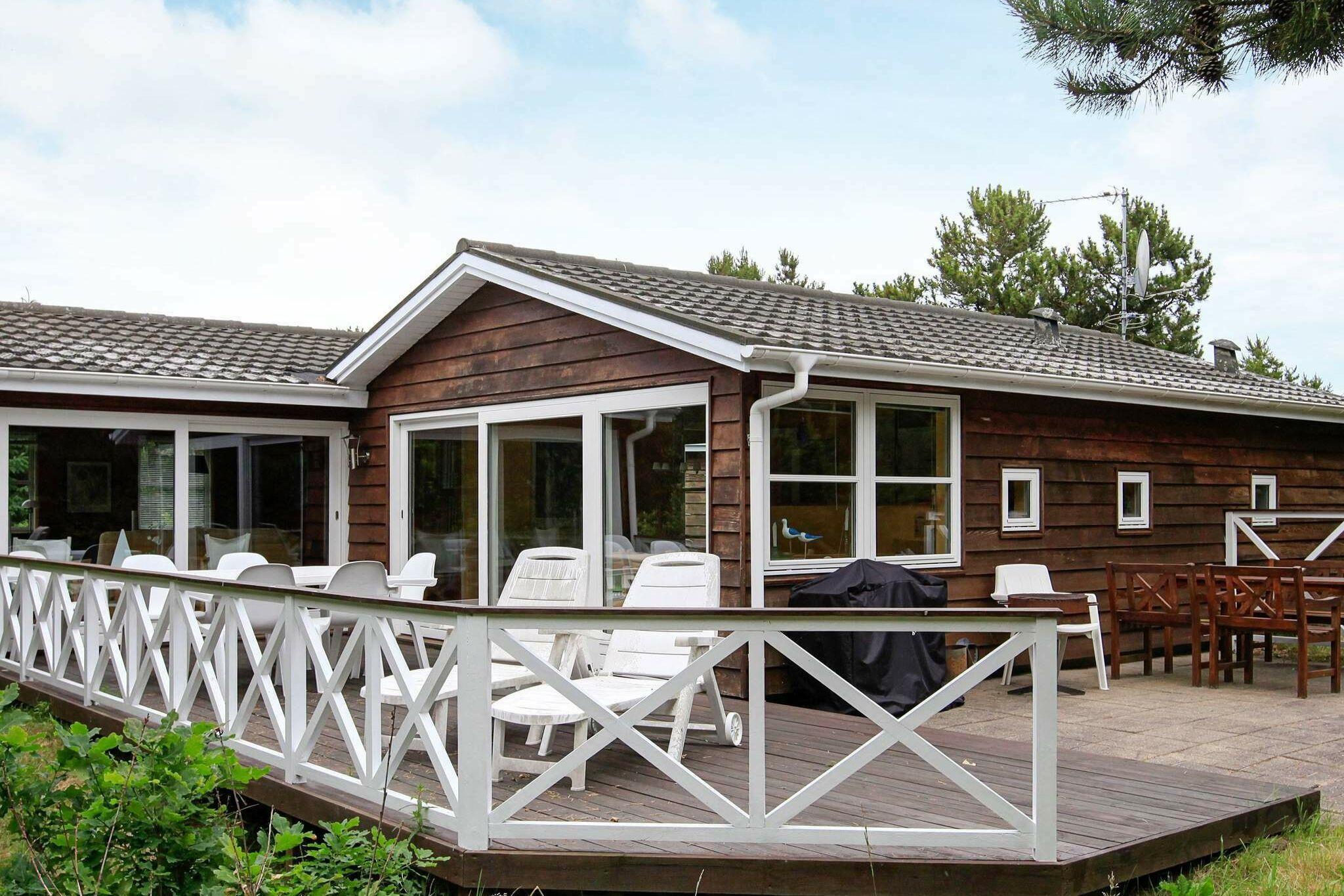 Sommerhus til 6 personer ved Løgstør
