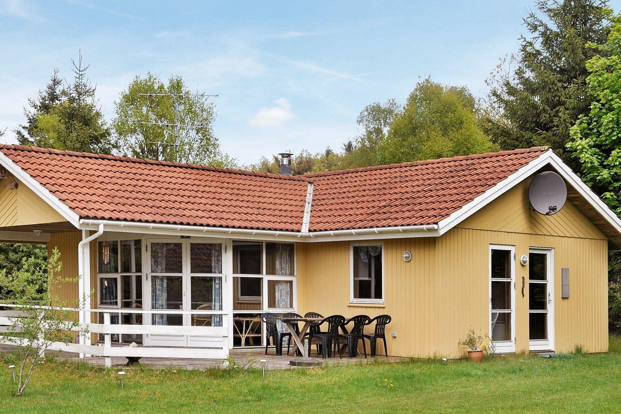 Sommerhus til 6 personer ved Silkeborg