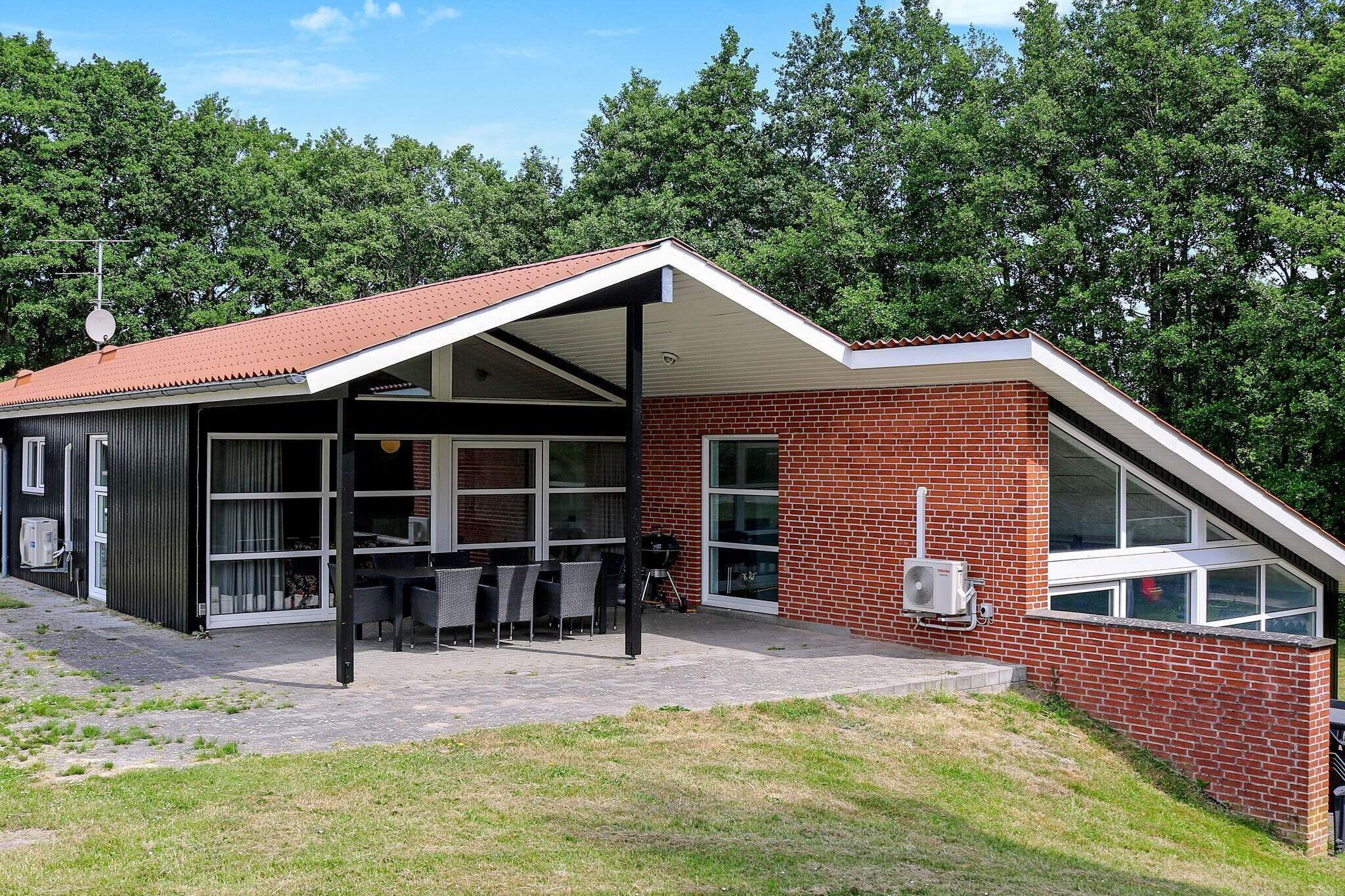 Sommerhus til 10 personer ved Hadsund
