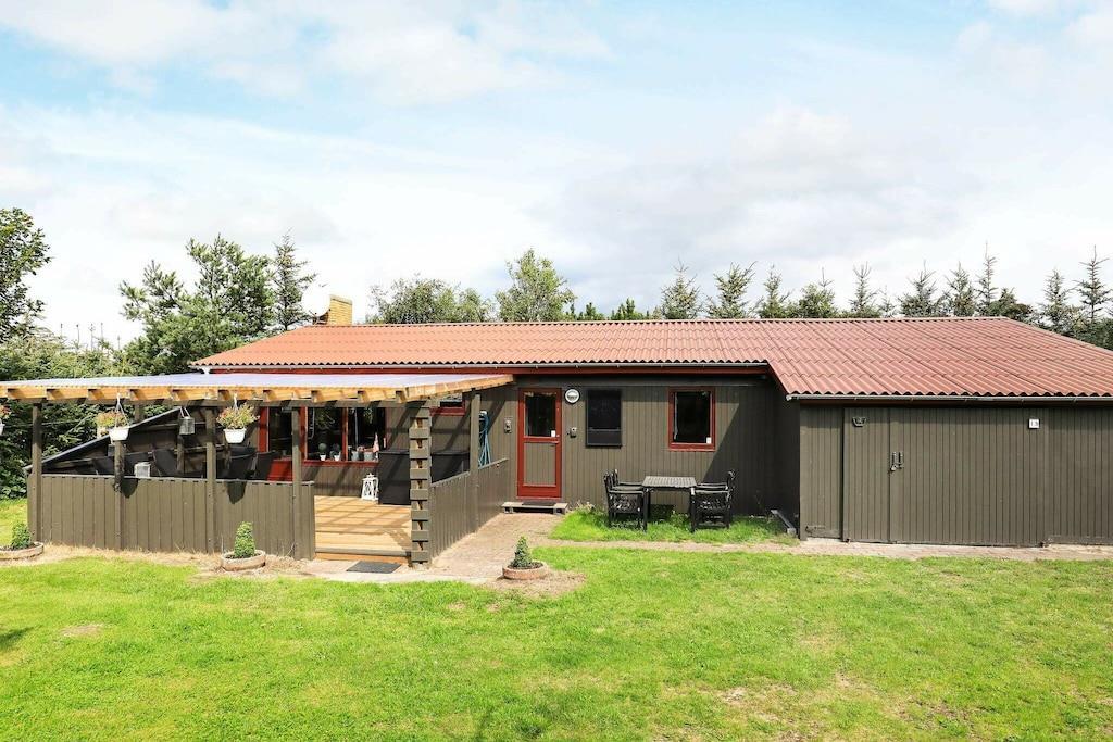 Sommerhus til 8 personer ved Blokhus
