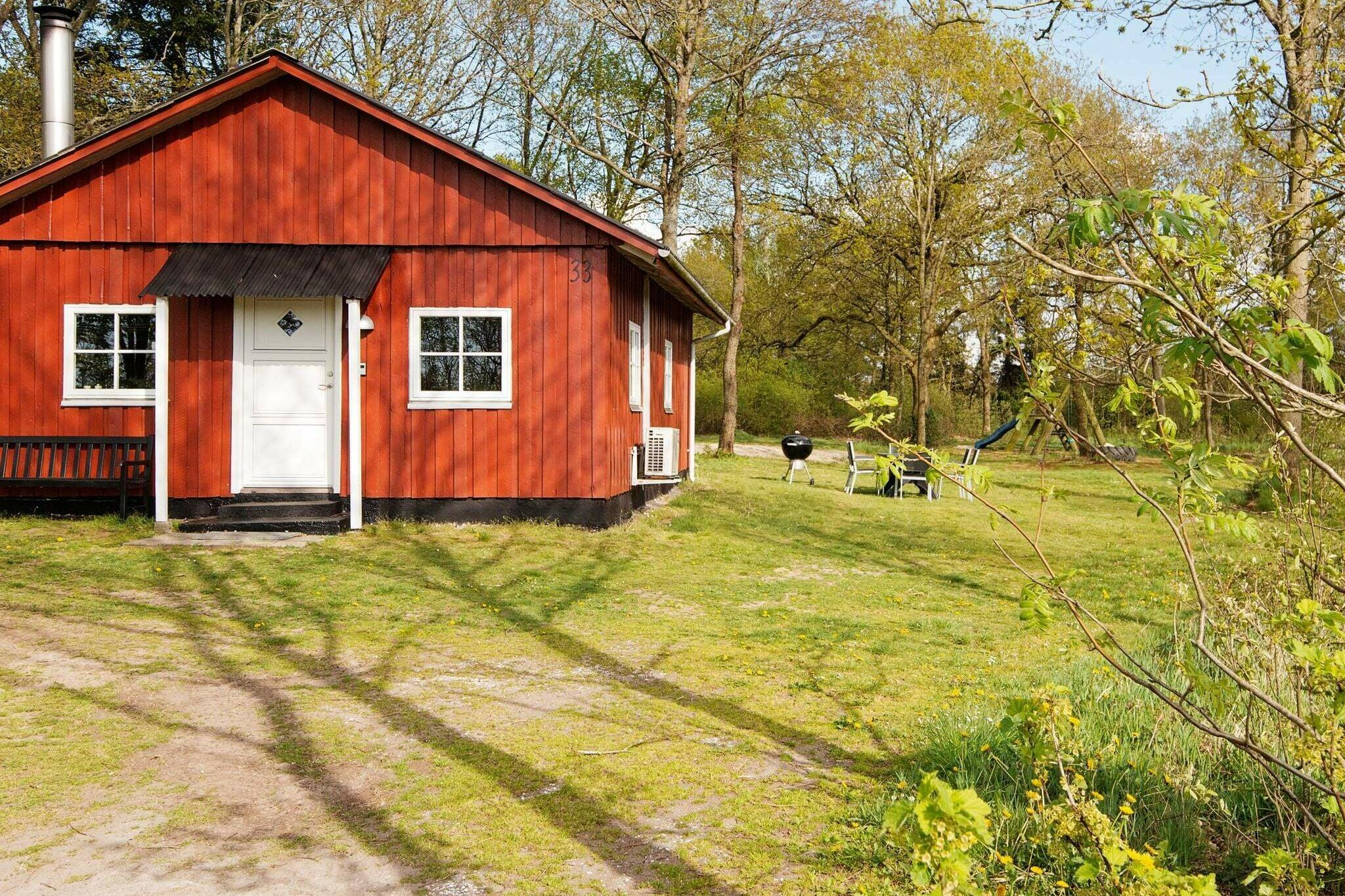 Sommerhus til 5 personer ved Skærbæk