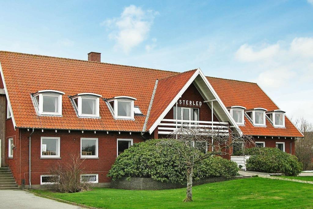 Sommerhus til 40 personer ved Hurup Thy