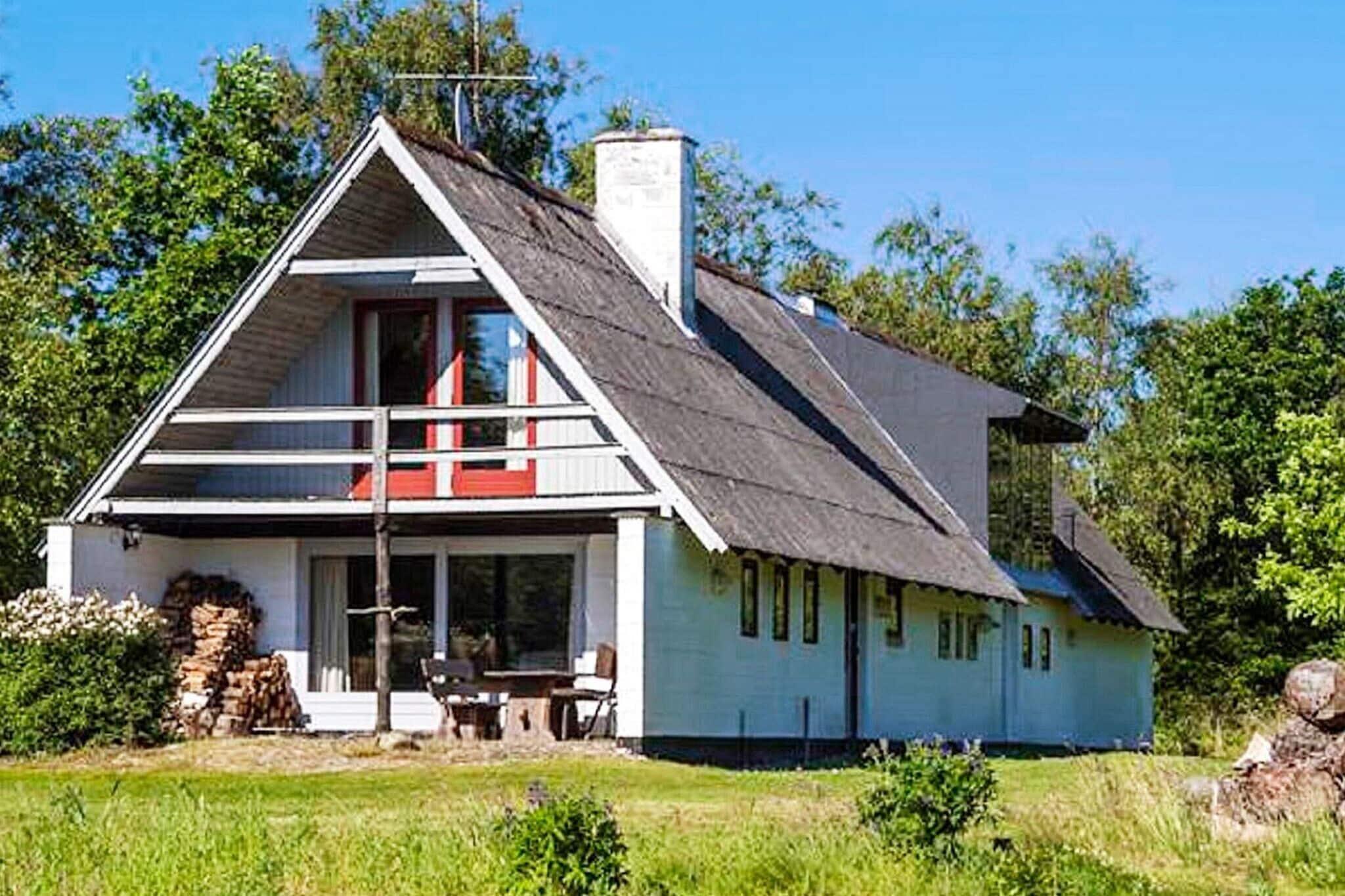 Sommerhus til 10 personer ved Fur