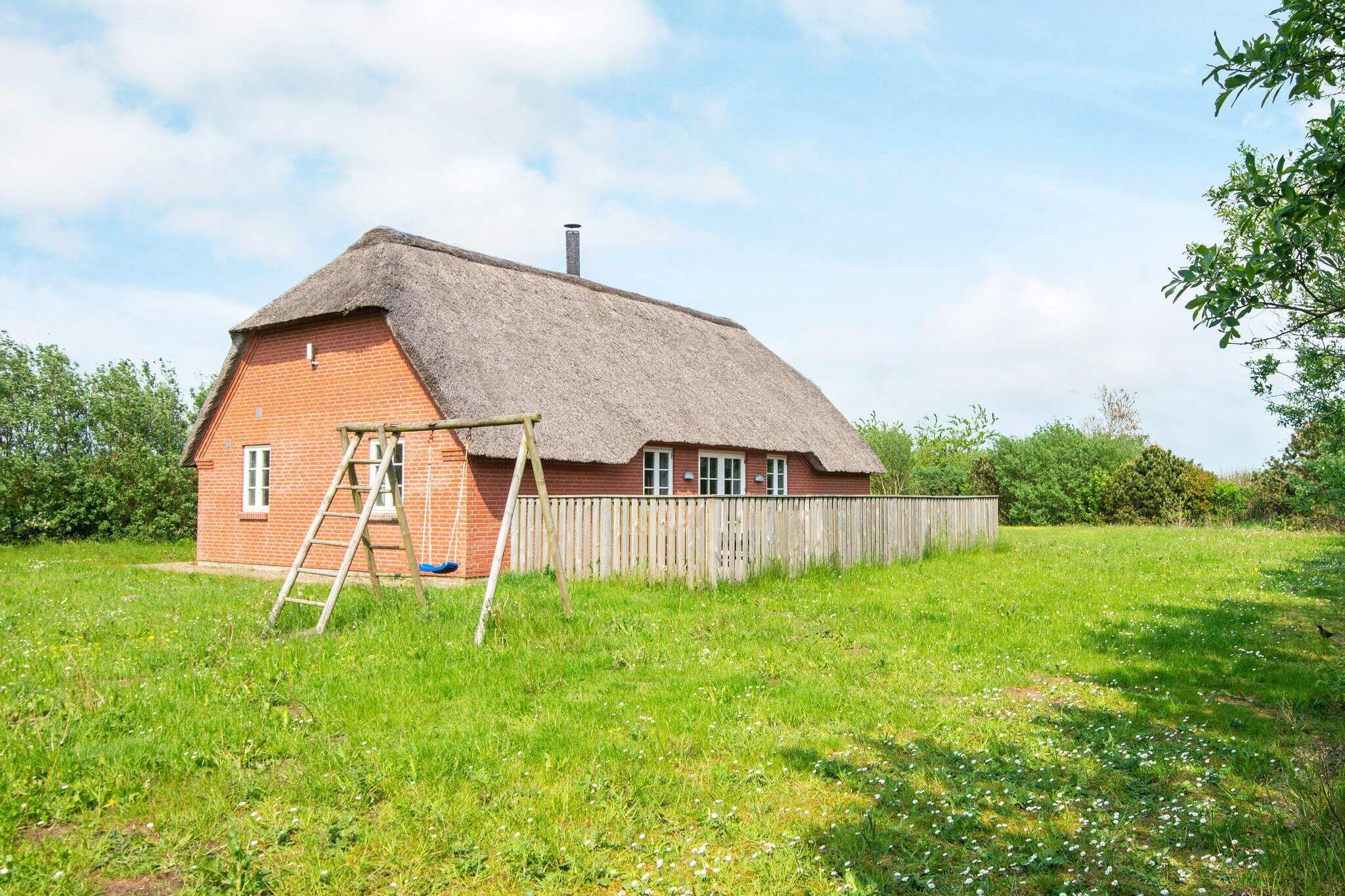 Sommerhus til 10 personer ved Ulfborg