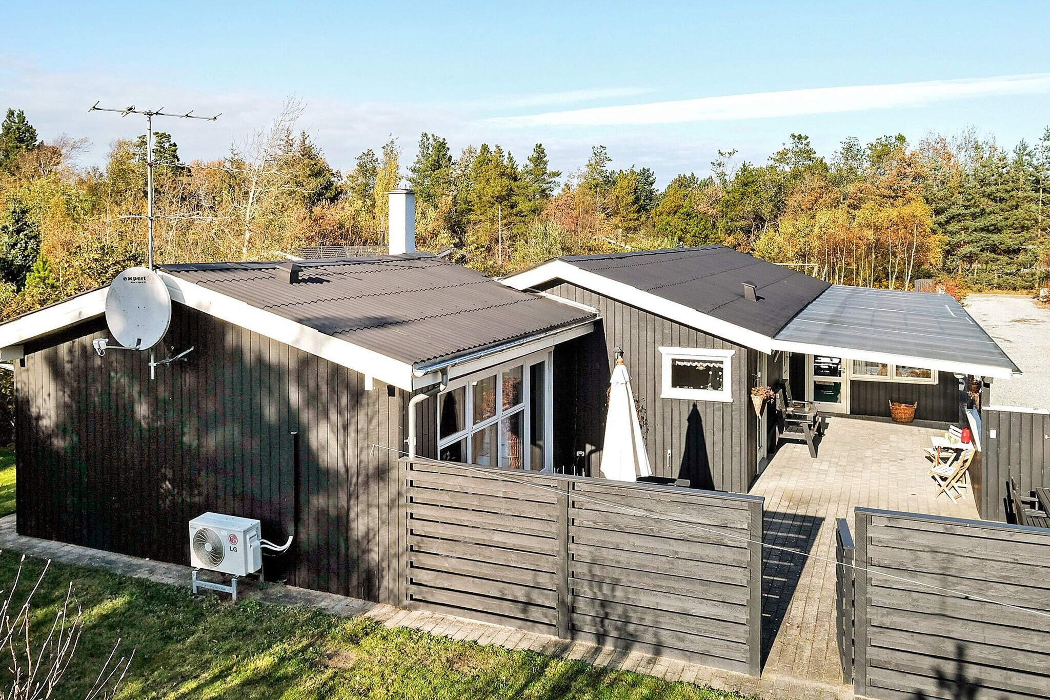 Sommerhus til 8 personer ved Løgstør
