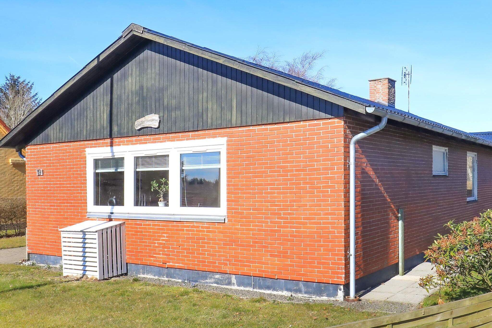 Sommerhus til 4 personer ved Bindslev
