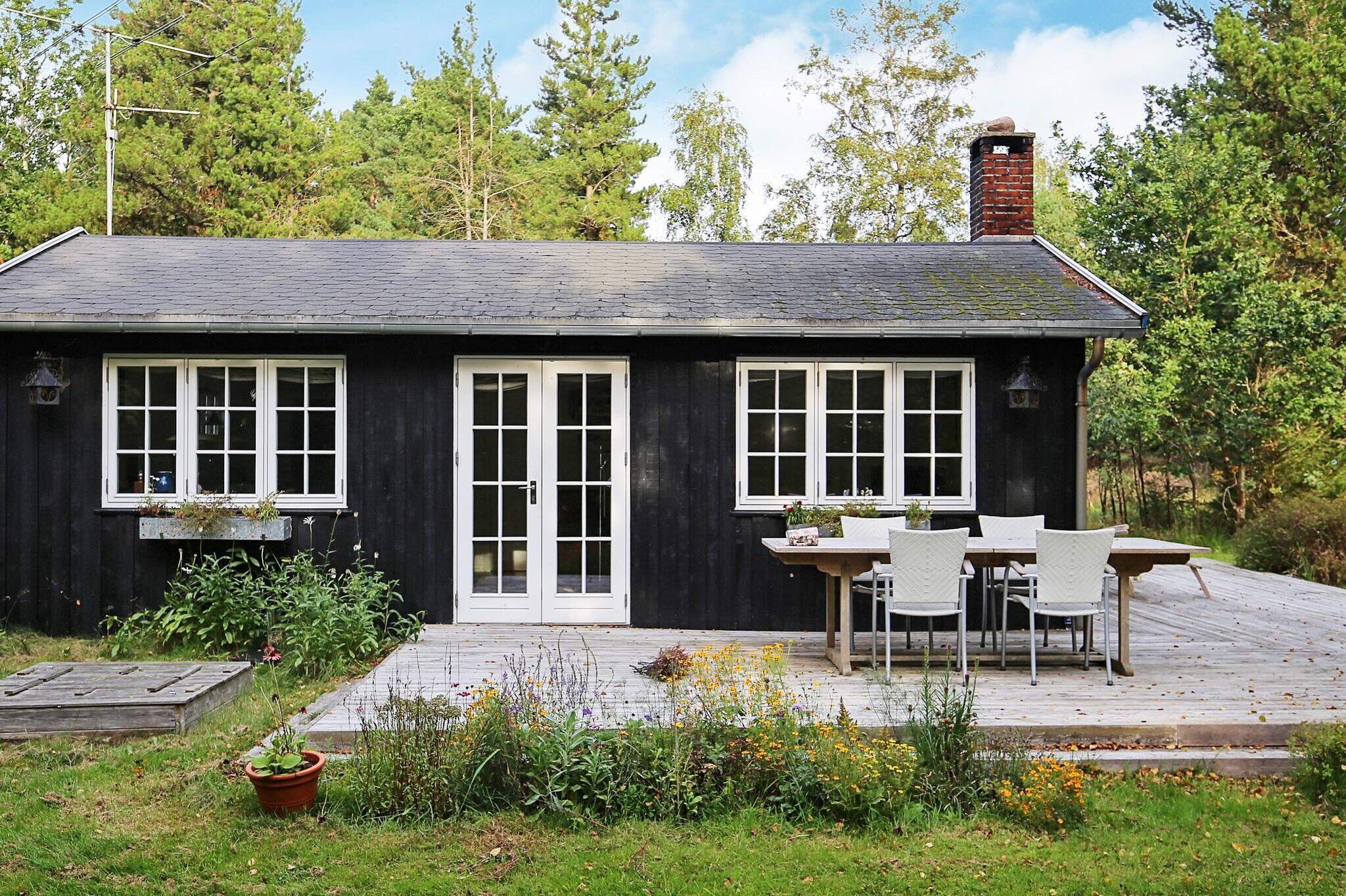 Sommerhus til 4 personer ved Rørvig