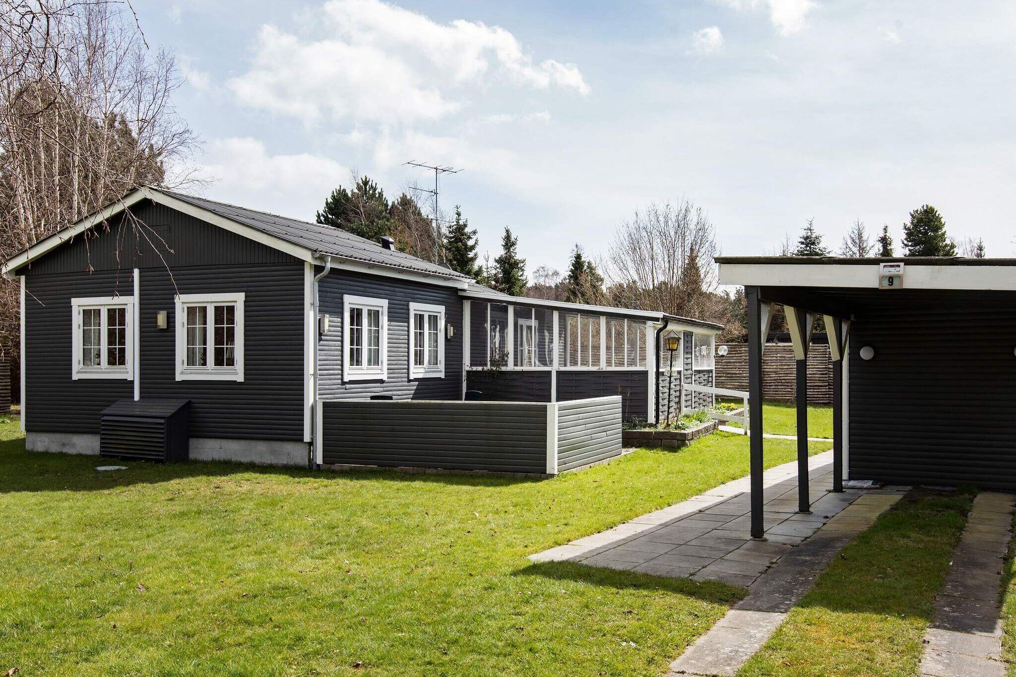 Sommerhus til 6 personer ved Væggerløse